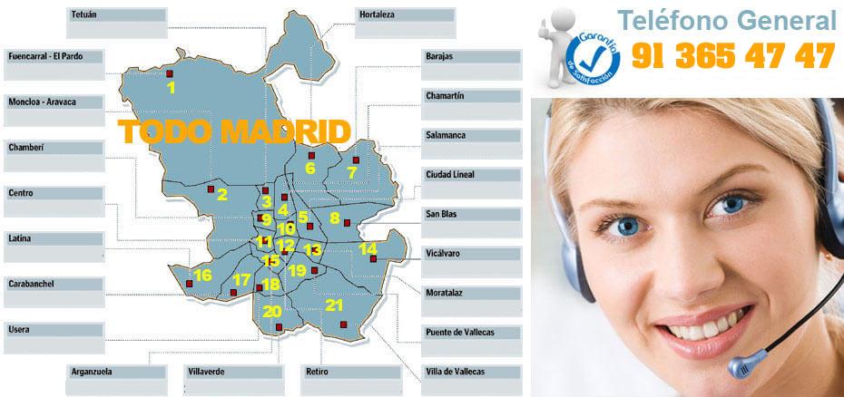 Reparacion de hornos en Madrid