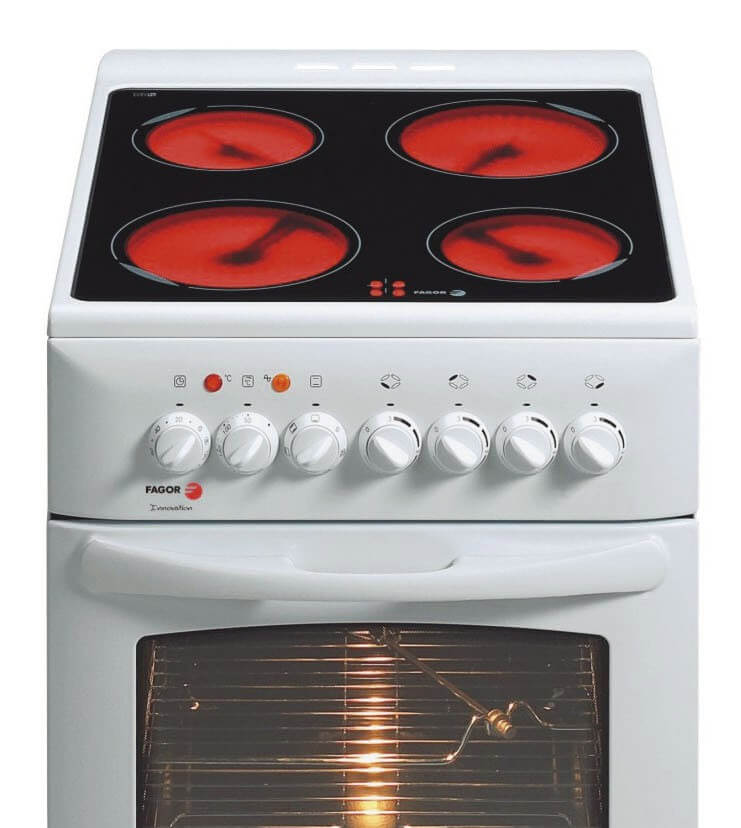vitroceramica cocina fagor