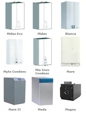 tipos de calderas y calentadores manaut