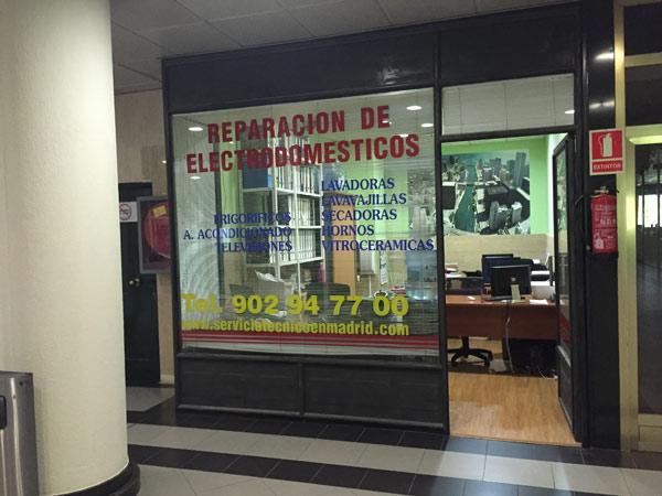 Servicio tecnico atem Madrid