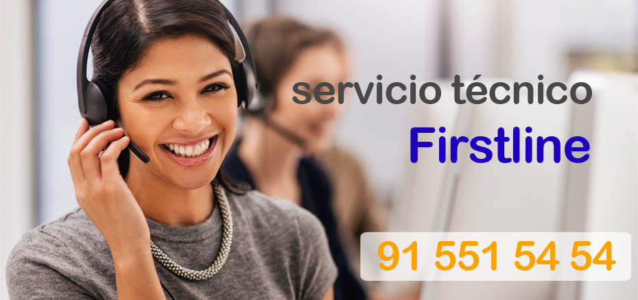 Servicio tecnico Firstline en Madrid