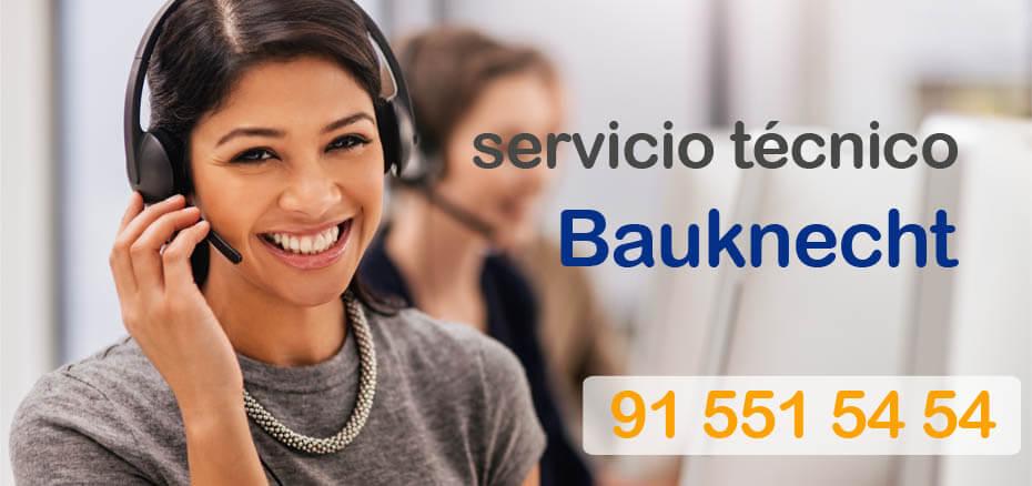 Servicio tecnico baucknecht en Madrid