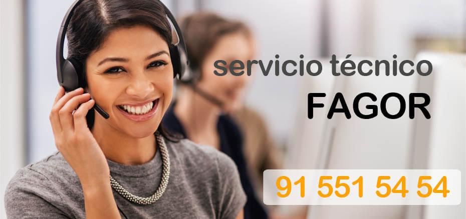 Servicio tecnico Fagor en Madrid