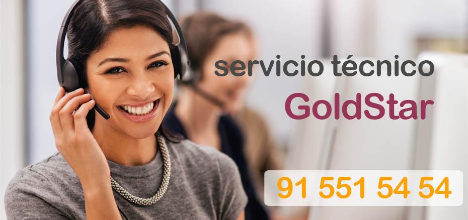 Servicio tecnico GoldStar en Madrid