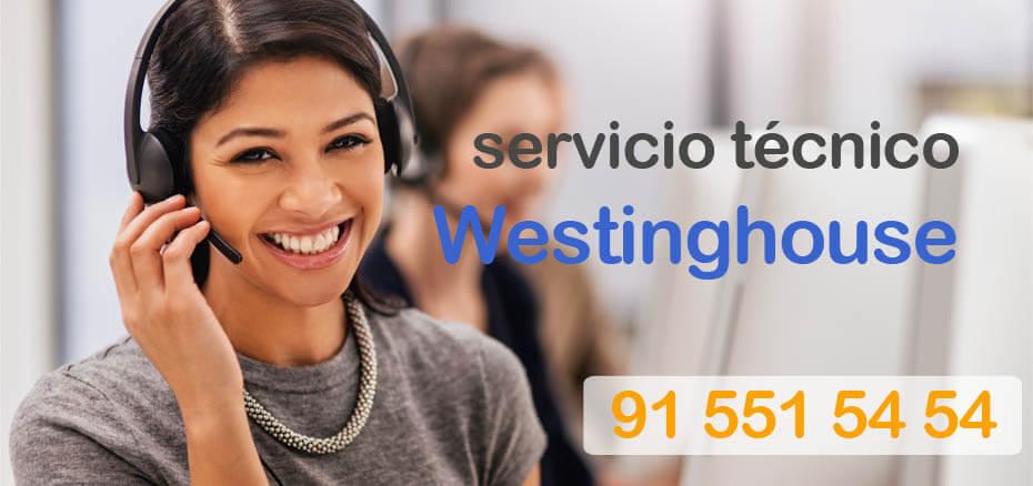 Servicio técnico Westinghouse en Madrid