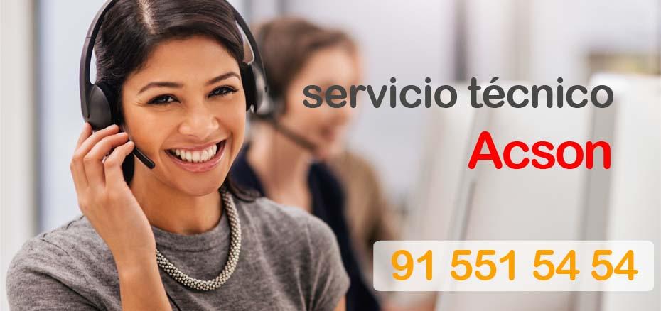 Servicio tecnico Acson Madrid