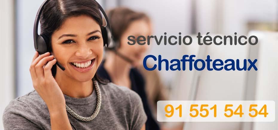 Servicio Técnico Calderas ChaffoteauxMadrid