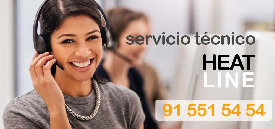 Telefonos reparaciones head line Madrid