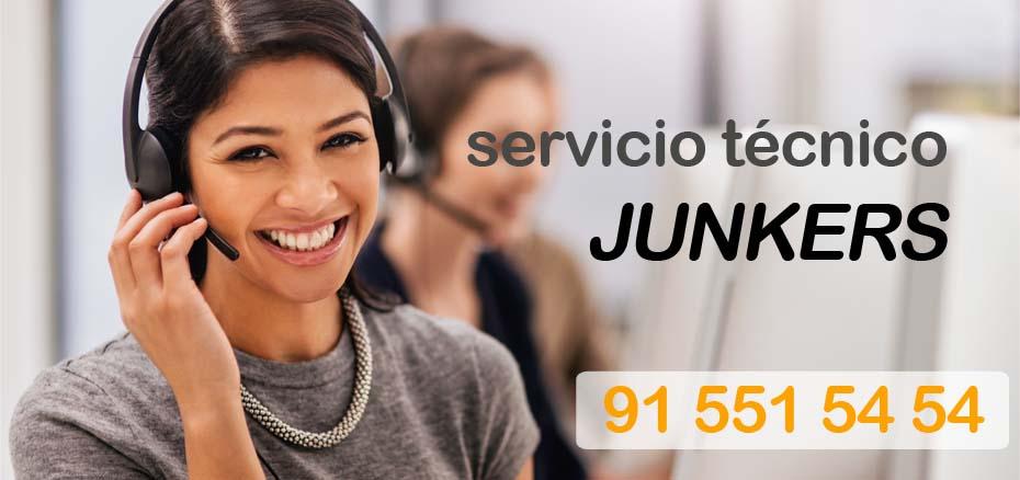 Telefono Junkers Madrid